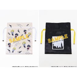 Banana Fish Drawstring Pouch Collection