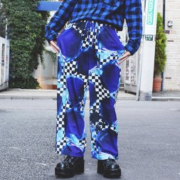 ACDC RAG Checkered Apple Pajama Pants