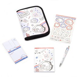 Kirby Stationery Set