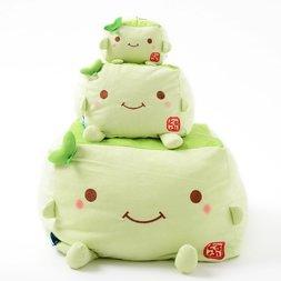 Hannari Tofu Matcha Tofu Cushion