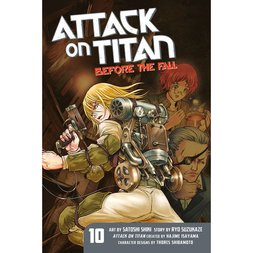 Attack on Titan: Before the Fall Vol. 11