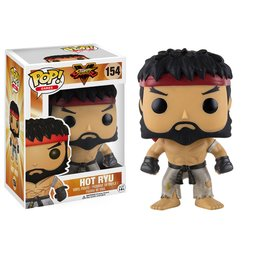Pop! Games: Street Fighter - Hot Ryu
