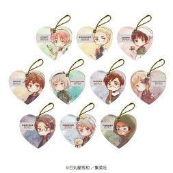 Hetalia: World Stars Leather Charm Collection Vol. 1 Box Set