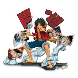 One Piece Story-Age Monkey D. Luffy Figure