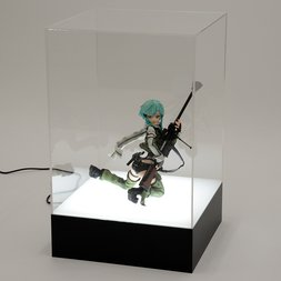 Yome Terrace 1/7-1/8 Scale Figure Display Case (Standard Model)