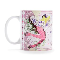 Alice White Rabbit Mug