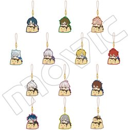 IDOLiSH 7 Yurutto Daruun Rubber Strap Collection Box Set
