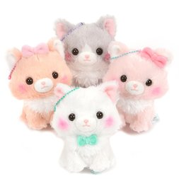 Fuwaneko Mew-chan Cat Plush Collection (Ball Chain)