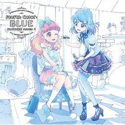 TV Anime Data Carddass Aikatsu Friends! Insert Song Single Vol. 4: Fourth Color: Blue