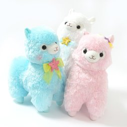 Alpacasso Kirarin Star Alpaca Plush Collection (Big)
