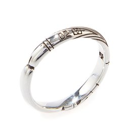 Evangelion Unit-02 Asuka Langley Shikinami Silver Entry Plug Ring