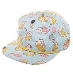 Bananya All-Over Sublimation Print Hat