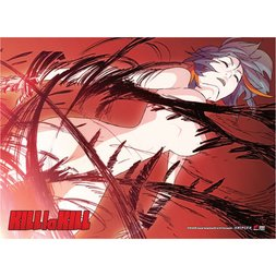 Kill la Kill Nude Ryuko Wall Scroll