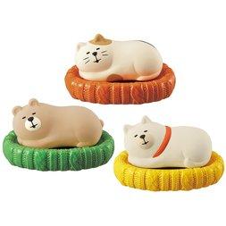 concombre Animal Shittori Pot Humidifier Collection