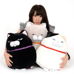Hige Manjyu Nap Cushion Collection