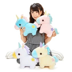 Yumekawa Unicorn 2 Plush Collection (Jumbo)