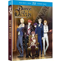 Dance With Devils: The Complete Series Blu-ray/DVD Combo Pack