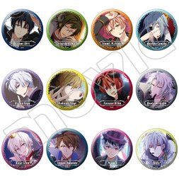IDOLiSH 7 Gothic Halloween Character Badge Collection