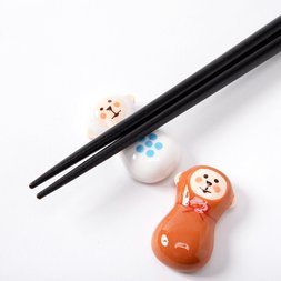 concombre Happy Monkey Chopstick Rest
