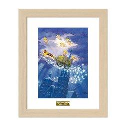 """""""Tenshi no Sora"""" Chara Fine Graph Print"""