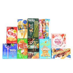 May 2017 Megabox (Snacks Only)