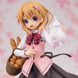 Is the Order a Rabbit?? Cocoa Cafe Style 1/7 Scale Figure