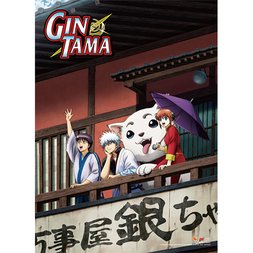 Gintama S3 Key Art 3 Premium Wall Scroll