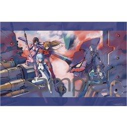 Eva Store Original Rebuild of Evangelion Five Pilots Jigsaw Puzzle