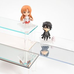 Shinwa Plastics Acrylic Display Table