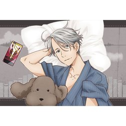 Yuri!!! on Ice Victor Nikiforov Pillow Cover