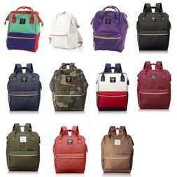 anello Backpacks (New Colors)