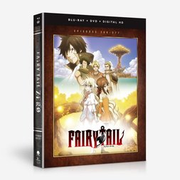 Fairy Tail Zero Blu-ray/DVD Combo Pack
