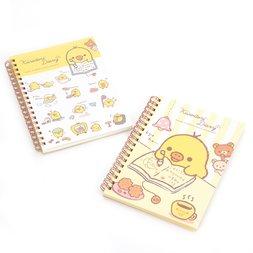 Rilakkuma Kiiroitori Diary Spiral Notebook