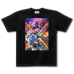 Mega Man X Anniversary Collection 2 Main Visual T-Shirt
