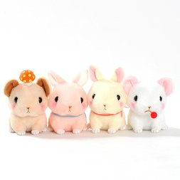 Kyun to Nakiusagi no Minori Pika Plush Collection (Standard)