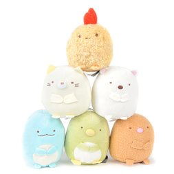 Sumikko Gurashi Small Plushies