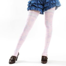 KOKOkim Kimura U x Candy A Go Go! Collaboration Tights