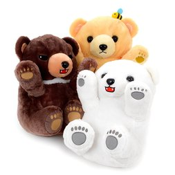 Marukuma Polar de Gao Bear Plush Collection (Big)
