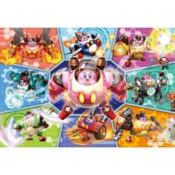 Kirby: Planet Robobot Robobot Armor Collection Jigsaw Puzzle