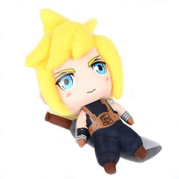 Final Fantasy VII: Cloud Strife Mini Plush