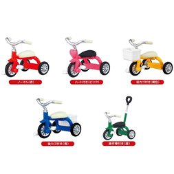 Tricycle Collection Capsule Toys