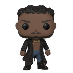 Pop! Marvel: Black Panther - Erik Killmonger w/ Scar