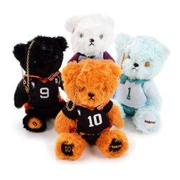 Haikyu!! Karasuno vs Shiratorizawa Plush Bear Collection