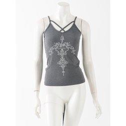 Rozen Kavalier Ornament Motif Camisole