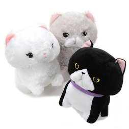 Ironna Munchkin Cat Plush Collection (Big)