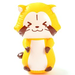 Rascal the Raccoon Inflatable Toy