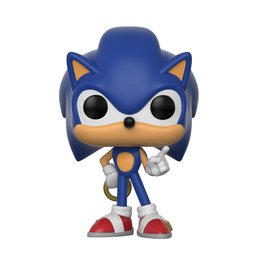 Pop! Games: Sonic the Hedgehog - Sonic w/ Ring