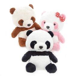 I Love Panda Cubs Plush Collection (Big)
