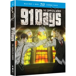 91 Days: The Complete Series Blu-ray/DVD Combo Pack