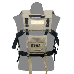 Resident Evil BSAA Harness & Belt